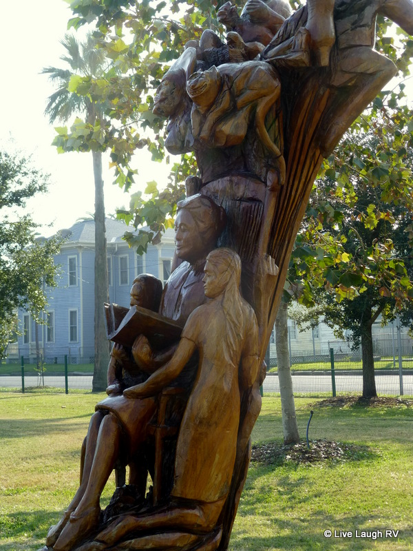 Tree Scuplture