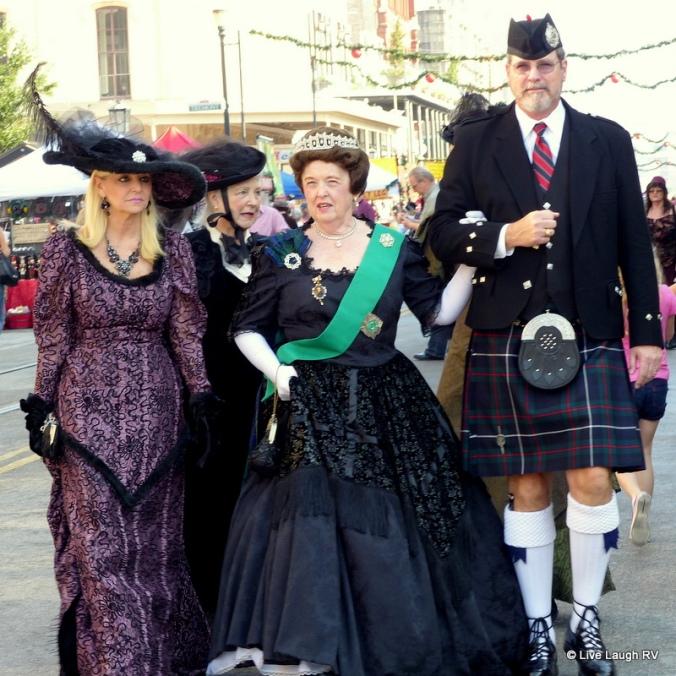 Victorian festivals