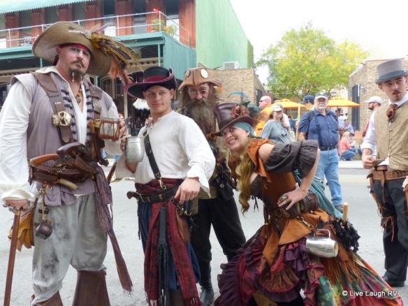 Galveston festivals