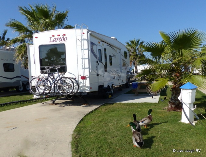 RV Parks in Texas