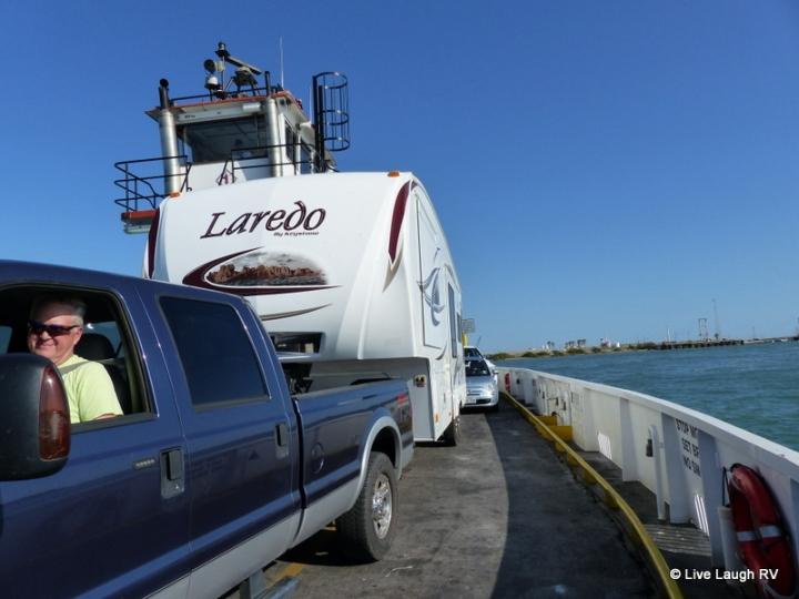 Texas Department of Transportation Ferry