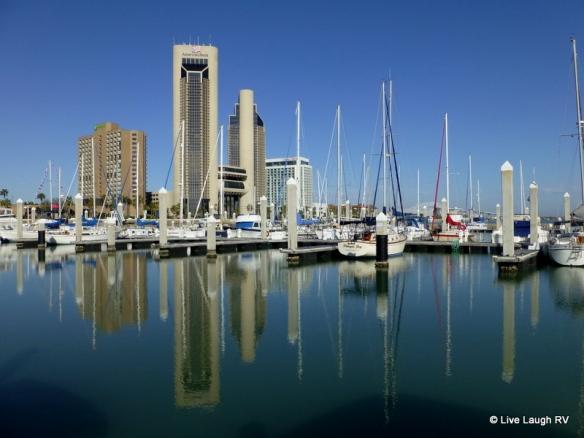 boat harbor Corpus Christi