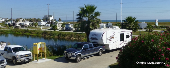 Jamaica Beach RV Resort