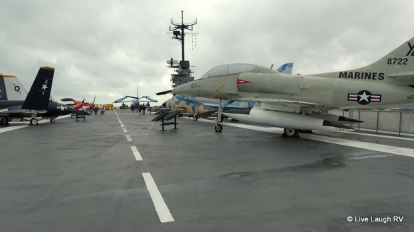 aircraft carrier musums