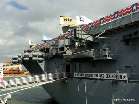 aircraft carrier museums