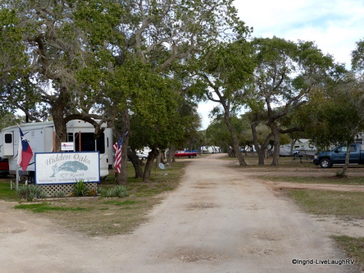 Hidden Oaks RV Park