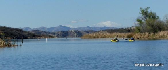 boating in Arizona
