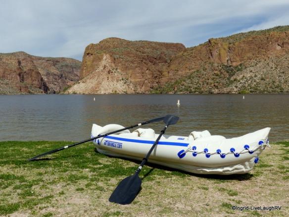Sea Eagle Kayak