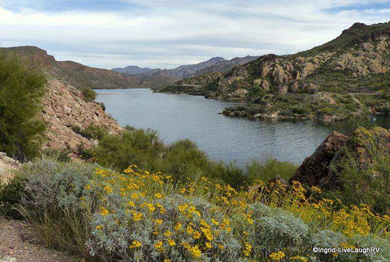 The Apache Trail Live Laugh Rv