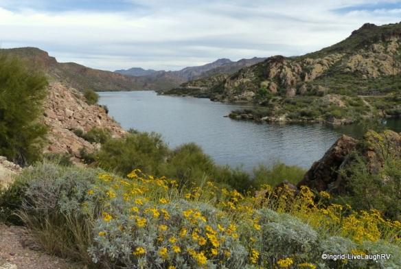 Canyon Lake AZ