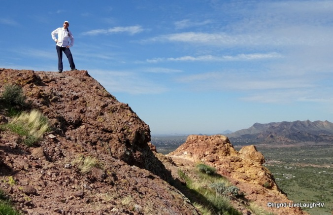 Superstition Mountain