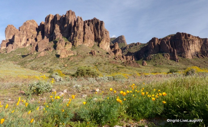 Superstition Wilderness
