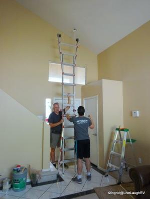 replace light fixture