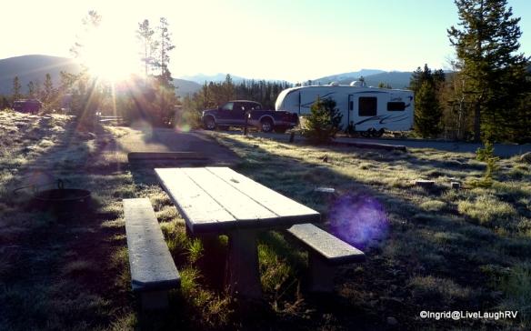 Breckenridge camping