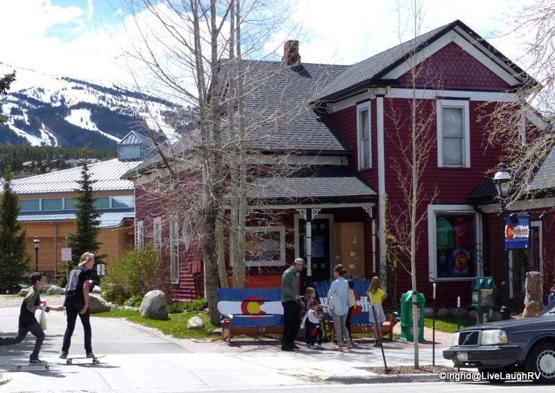 Top 5 Favorite Colorado Mountain Towns Live Laugh Rv