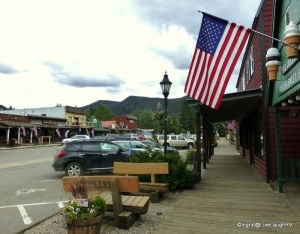 Colorado mountain towns