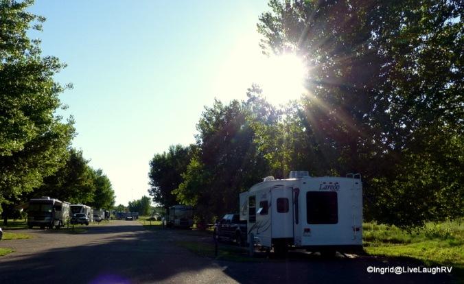 Denver camping