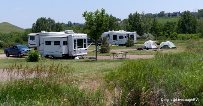 camping near Denver