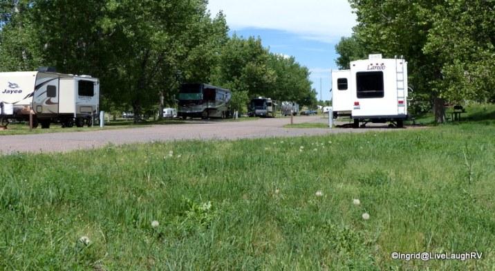 camping in Denver