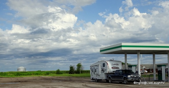 RVing in Illinois