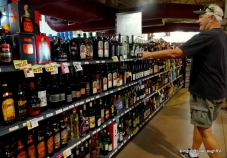 Tipsy's liquor world