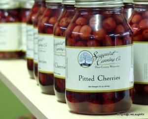 Door County Cherries