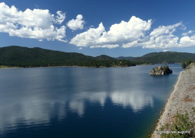 Pactola Reservoir