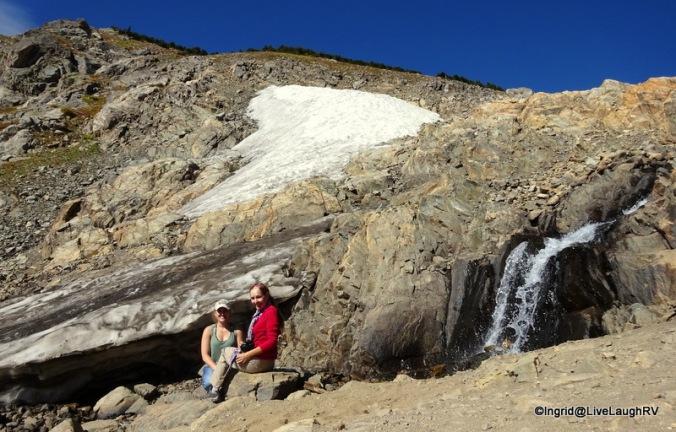 St. Mary's Glacier
