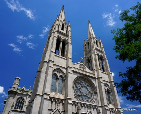 Cathedral Basilica, Denver, Colorado