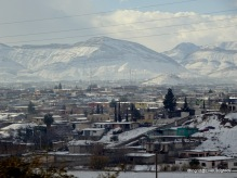 snow in Juarez
