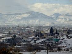 snow in Juarez