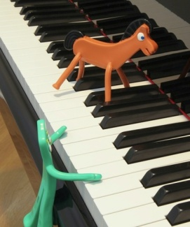 gumby and poky