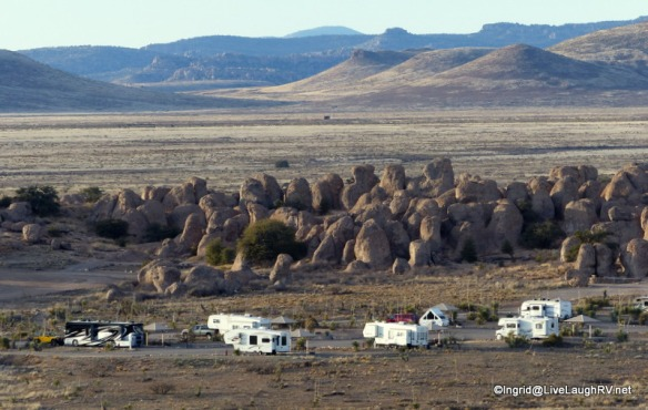 love this place - my RV is front, left