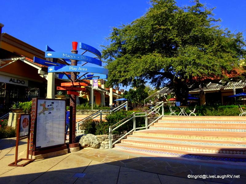 Shops at La Cantera, San Antonio, Texas