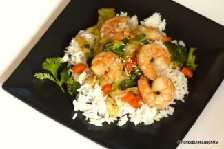 Asian shrimp