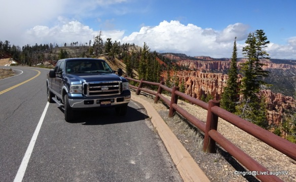 Each overlook is breathtaking!