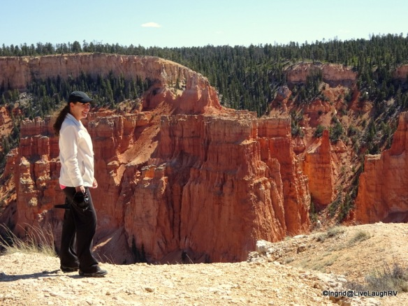 The many faces of Bryce Canyon