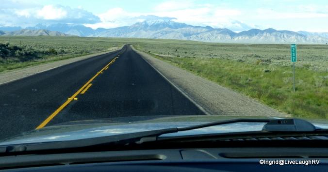 My drive to Walmart