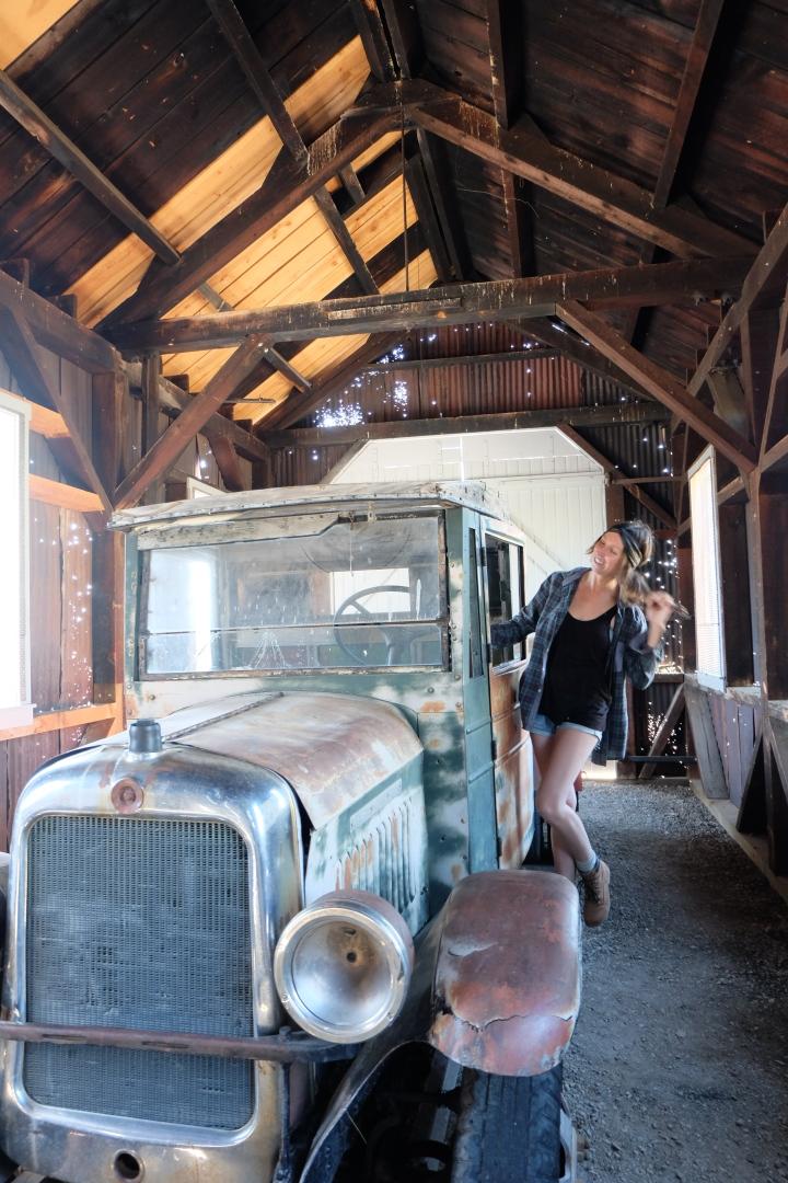 Mackay Mine Hill tour Idaho