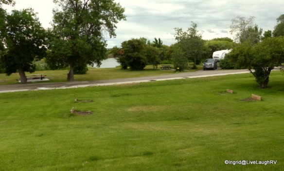 Camping at Beaver Dick Park