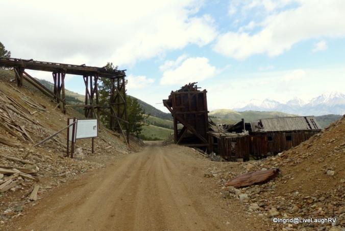 Mackay Mine Tour
