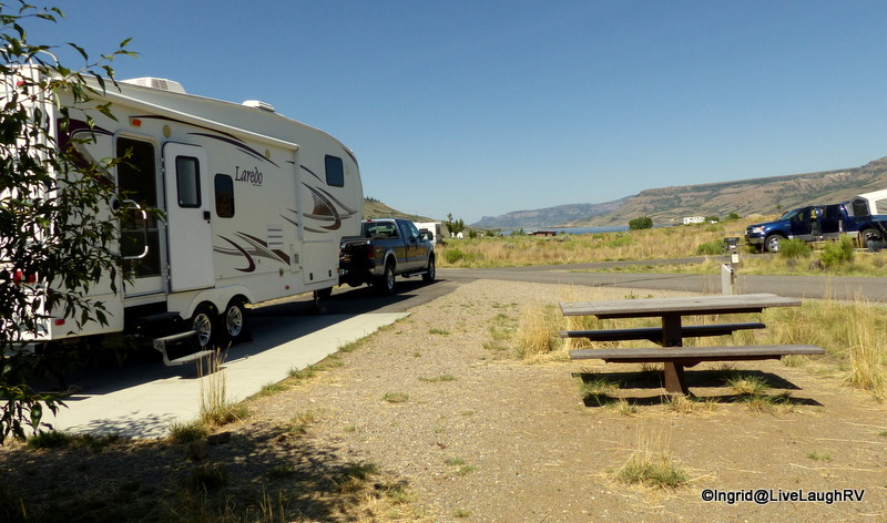 Elk Creek Campground - Blue Mesa Reservoir