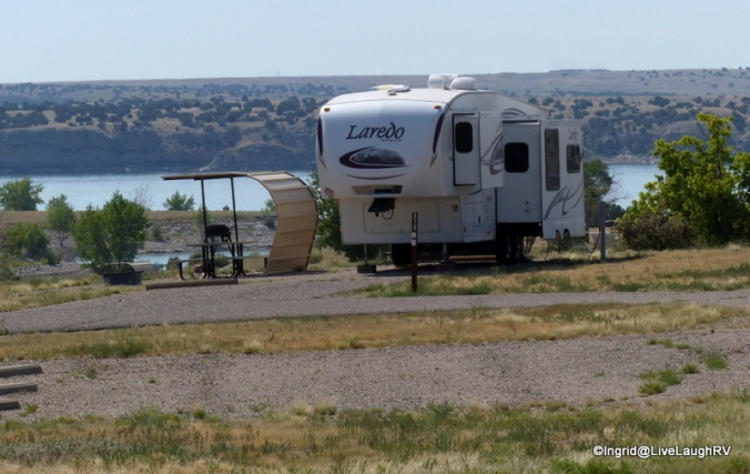 Site 313 - Lake Pueblo State Park, Colorado
