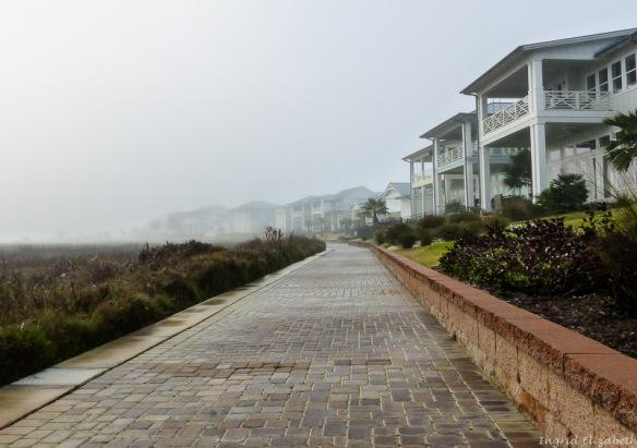 paver boardwalk