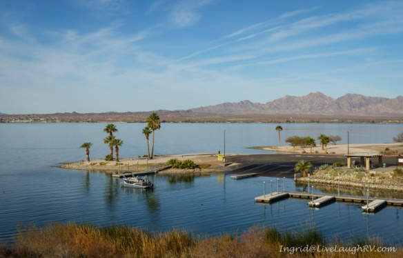 Lake Havasu boating