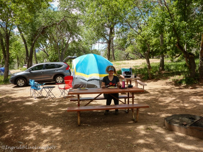 how to plan for a camping trip