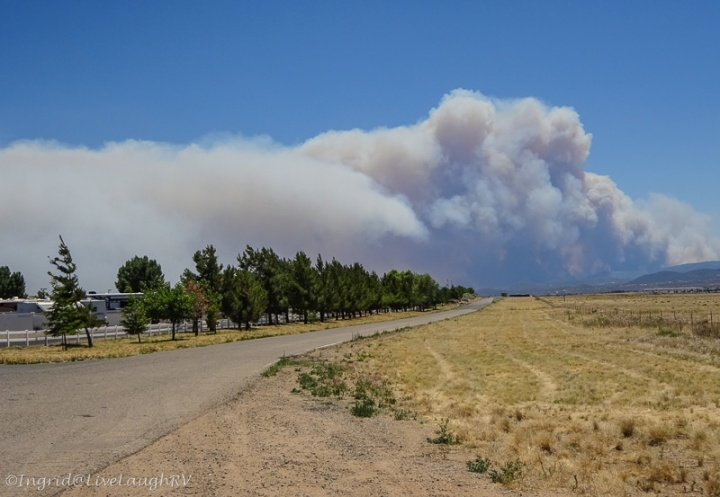 Goodwin Fire Prescott Arizona