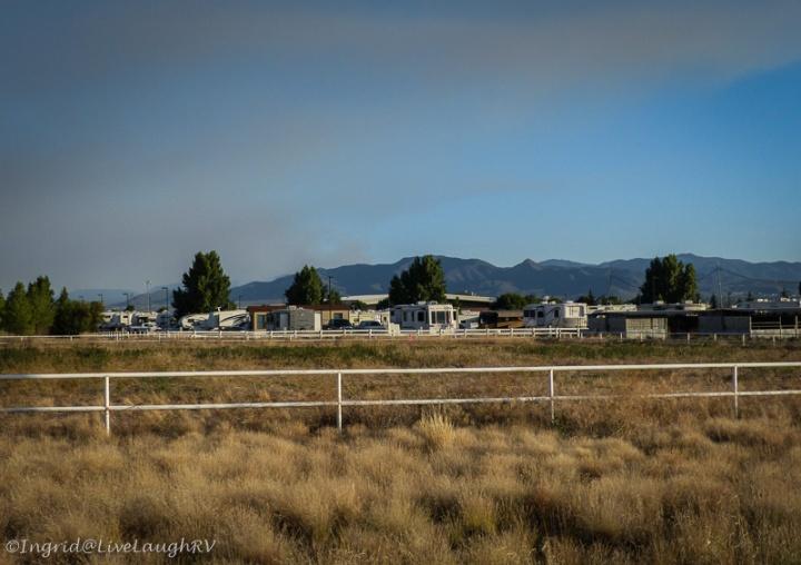 Goodwin Fire Prescott Arizona