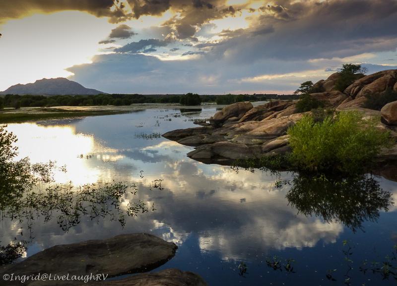 Prescott Arizona Willow Lake