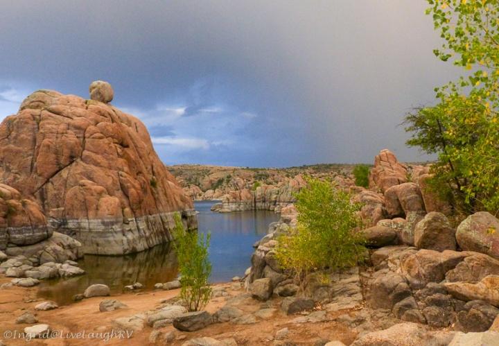 unusual weather in Arizona